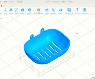 SelfCAD 3D Soap Box