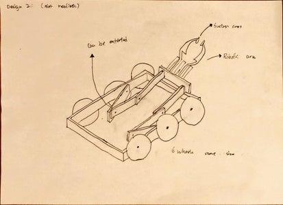 Design 2 - Robotic Arm