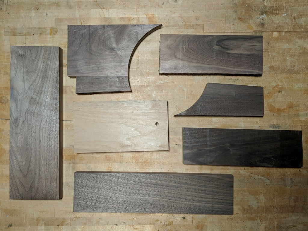 Picture of Choose Your Offcuts and Do Your Prep Work