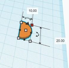 Picture of  Drag Out a Cube to Hollow Align and Cut Half of the Cylinder in Groups