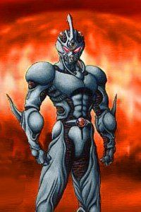 "Picture of How to Make a ""Guyver"" Costume"