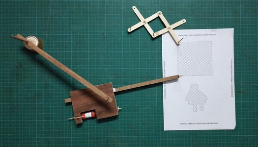 DIY Planimeter and Pentograph,A Study of Basic Terms Related to Kinematics