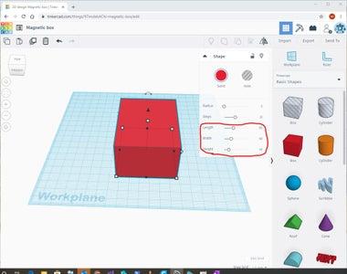 Create a Box