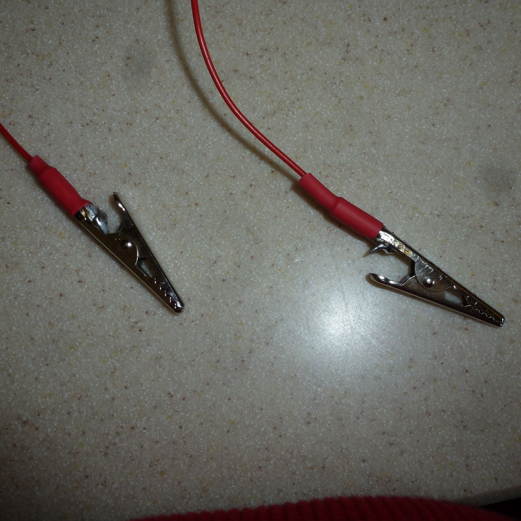 Picture of Make Your Own Hobby Jumper Cables