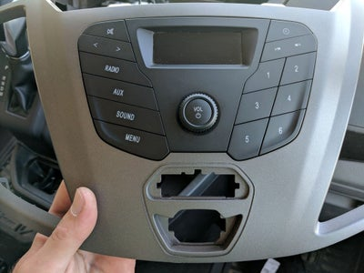 Unplug the Airbag & Hazard Panels and Keep for Re-installation