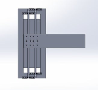 Z-axis Tower and Cantilever Gantry