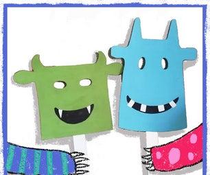 Fun Monster Mask