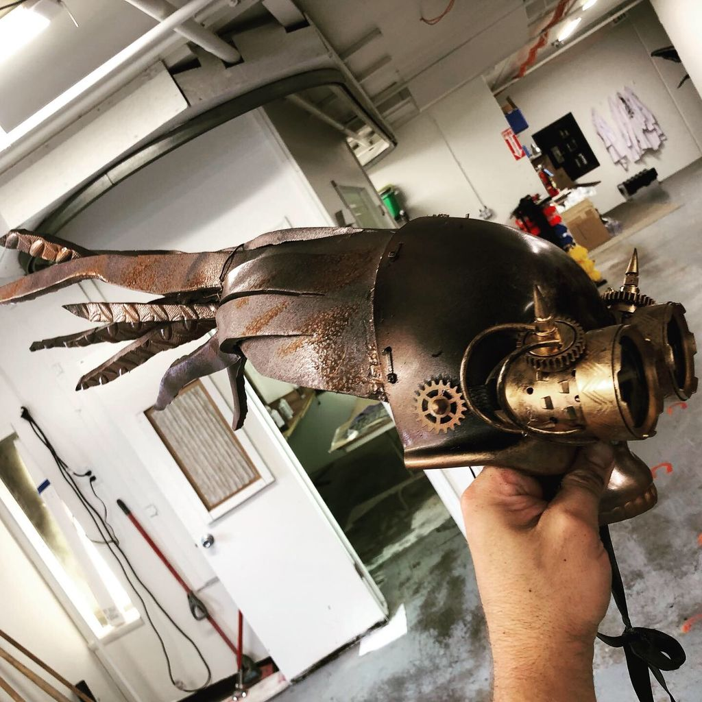 Picture of Mad Max Doof Warrior Mask
