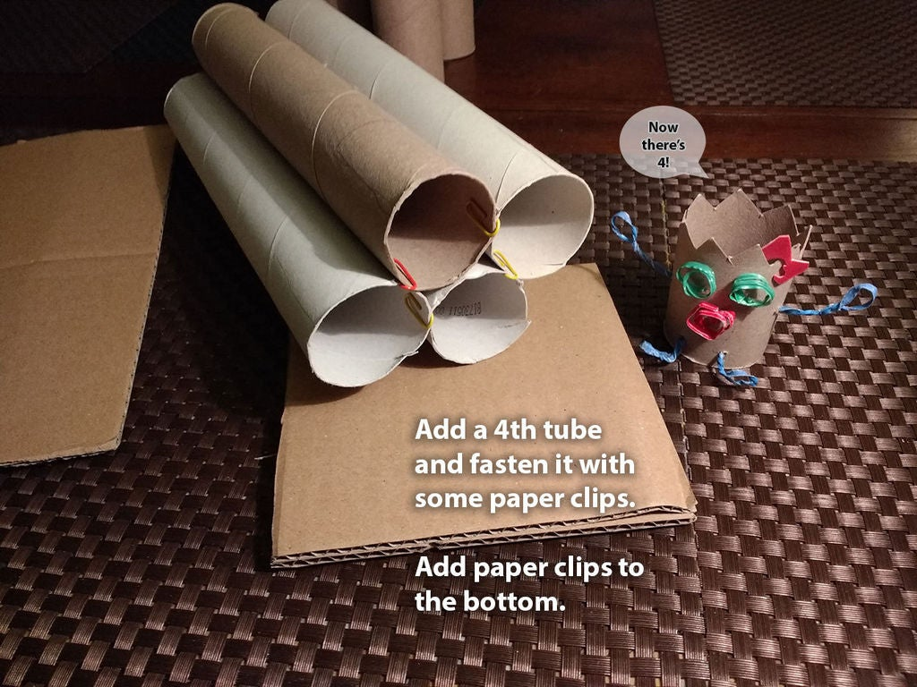 Picture of Add a 4th Tube