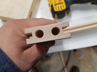 Adding a Groove for Panels