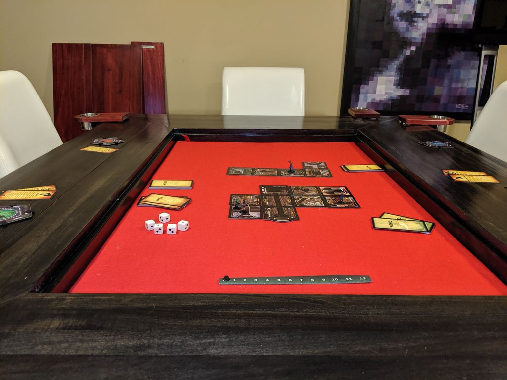 Picture of Multi-Purpose Gaming Table