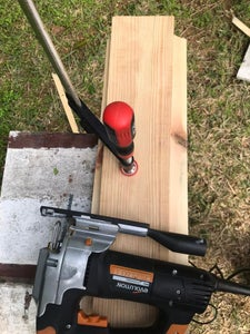 Sand Your Wood, Cut Out Your Wood
