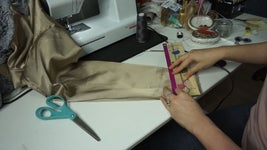Step 6: Finishing the Sleeves