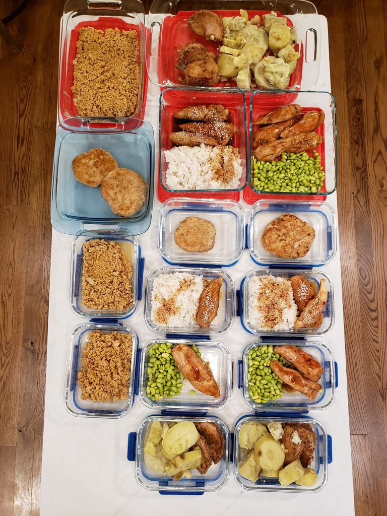 Picture of Meal Prep Boot Camp: 20 Meals in 2.5 Hours!