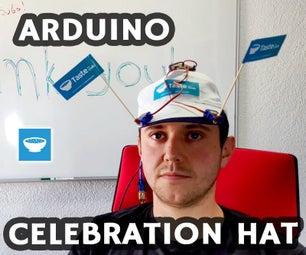 Arduino Celebration Hat