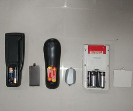 Replacement Remote Control Battery Cover