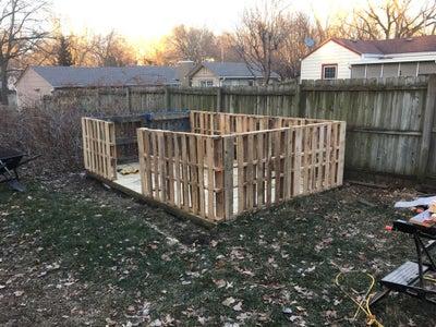 Step 3: Construction