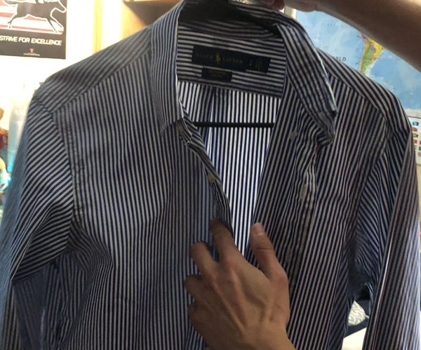 How to Iron a Button-up Shirt