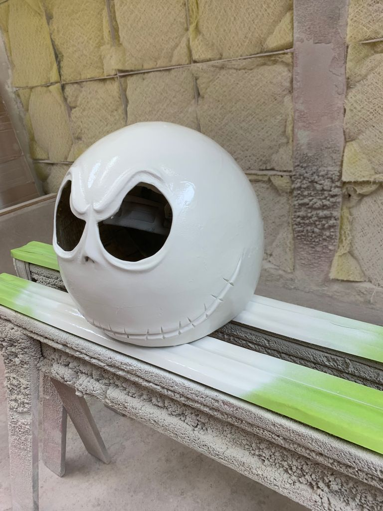 Picture of More Sanding, Priming and Painting.