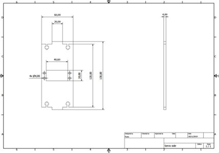 2D TECHNICAL DRAWINGS