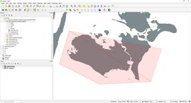 Cropping Map Data