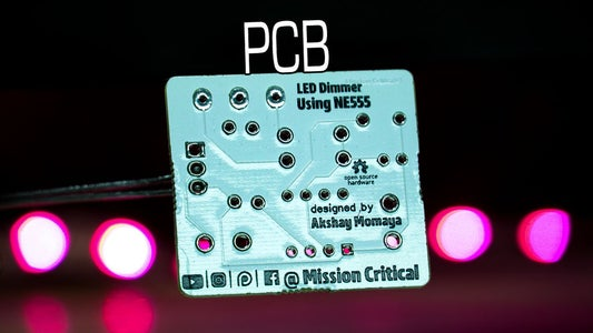 Manufacturing of PCB