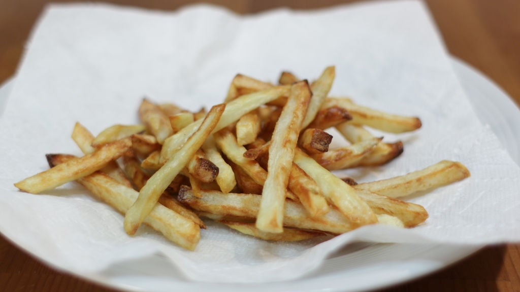Picture of Air Fryer French Fries