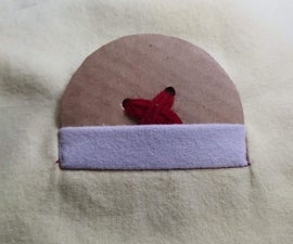 How to Sew on a Button & Create a Bound Button Hole Tutorial- Super Sized