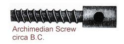 Picture of Early Screws