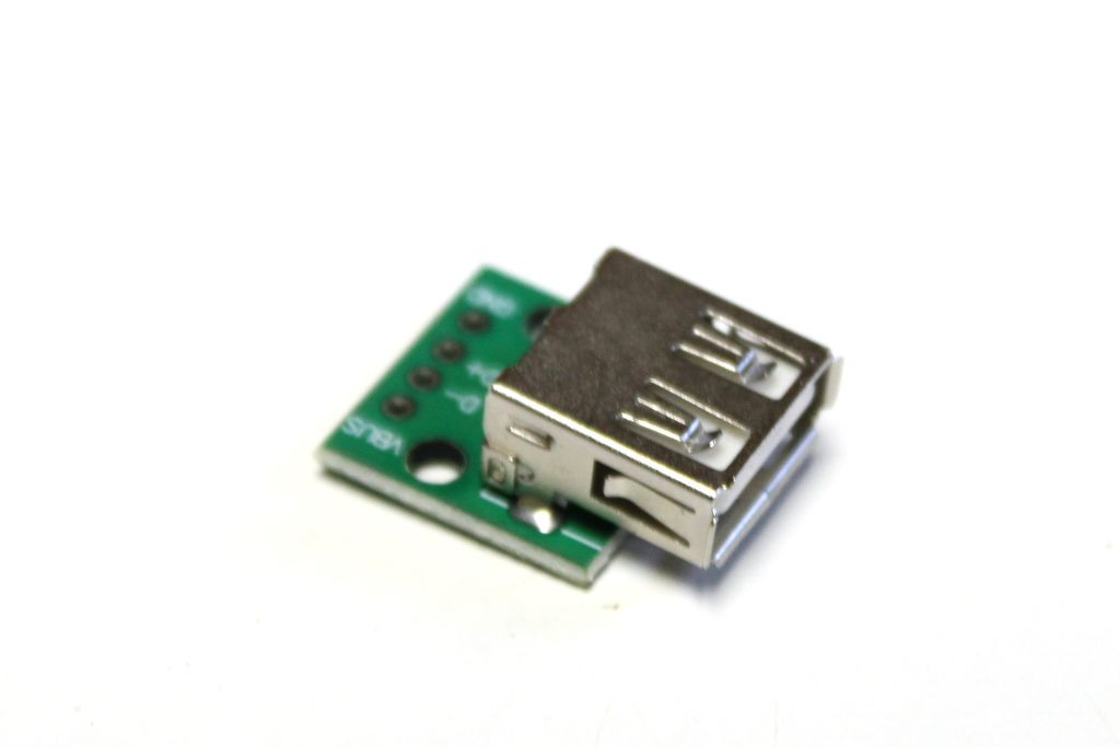 Picture of Adding a USB Adapter