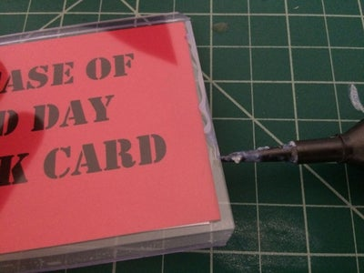Seal the Card