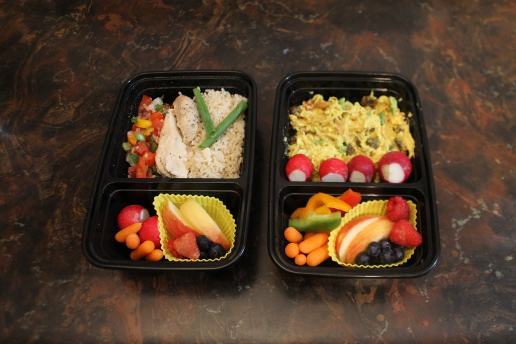 Picture of Assemble Lunches