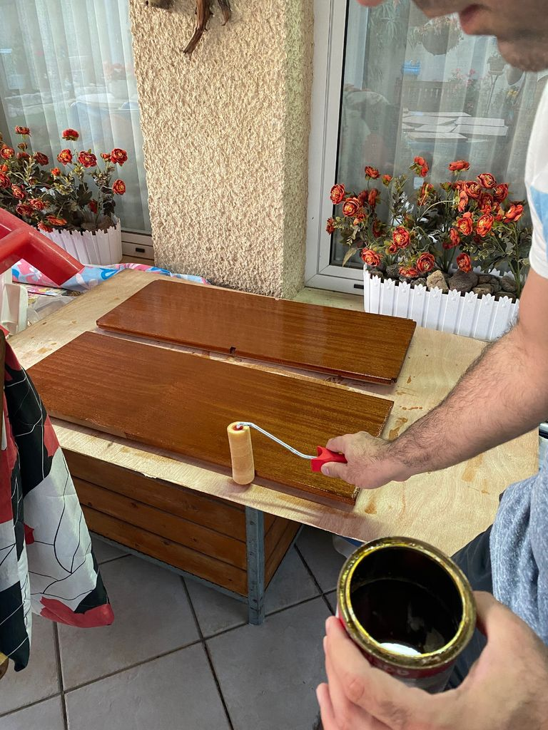 Picture of Sanding Painting Etc'