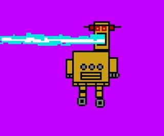 Teach Kids Pixel Art Animation for Games