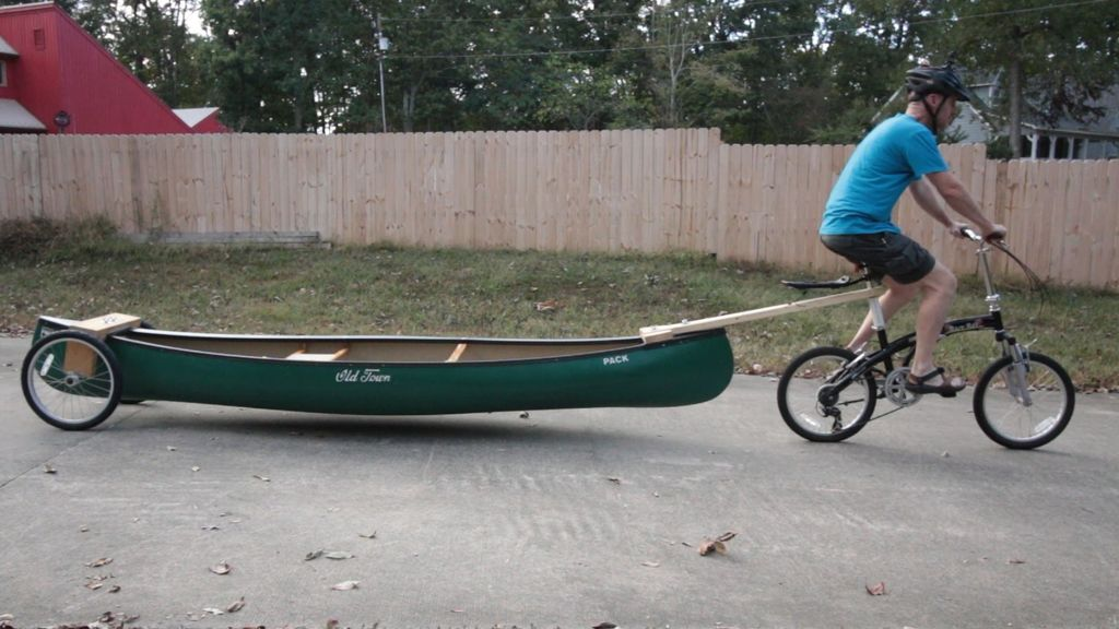 Picture of Canoe Cart