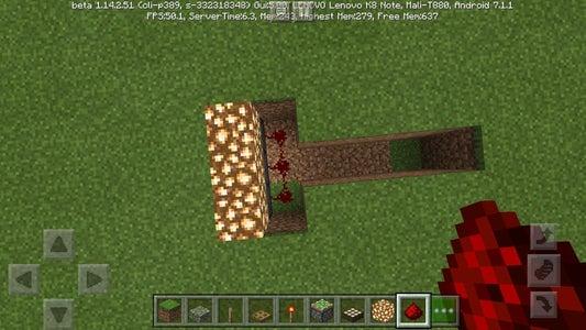 Step 3: Redstone, the Eternal Nemesis