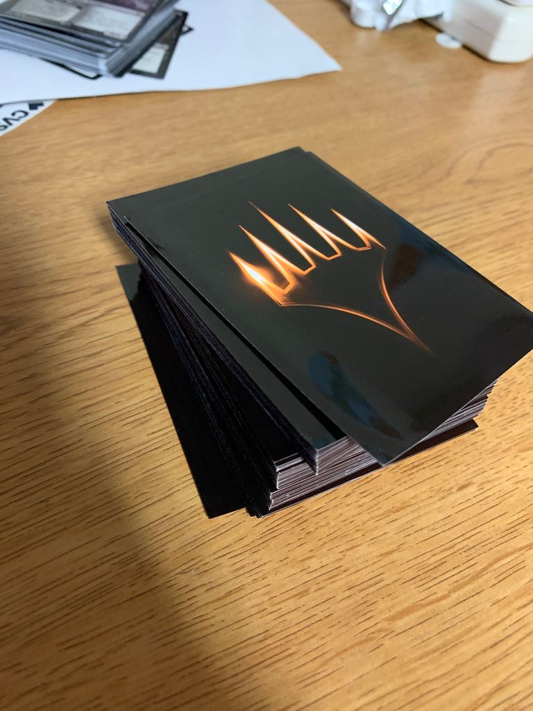Picture of How to Shuffle a Magic the Gathering Deck
