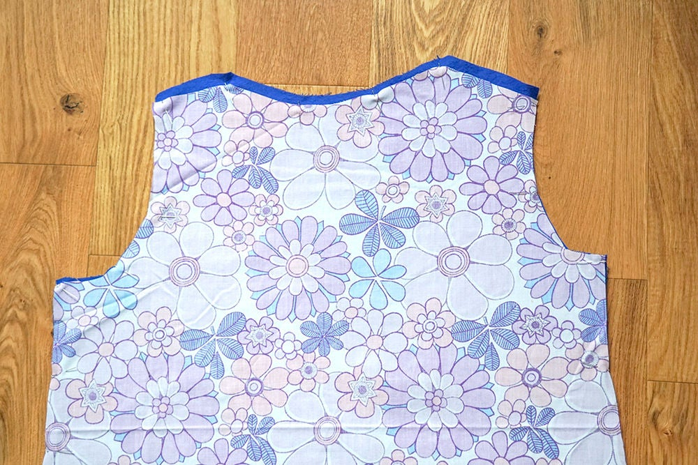 Picture of Sew the Back Piece