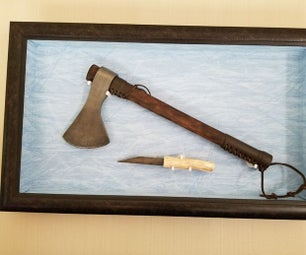 Forge a Viking Axe and Seax
