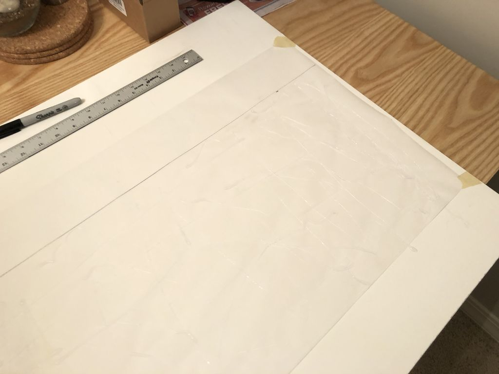 "Picture of Creating the ""Sheet Material"""
