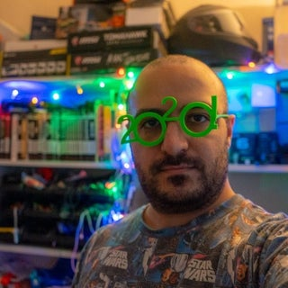 New Year's Glasses