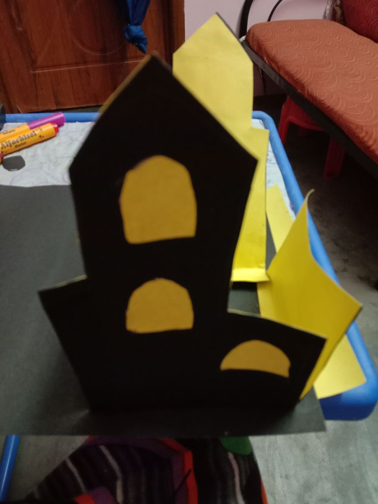 Picture of Witchy Haunted House