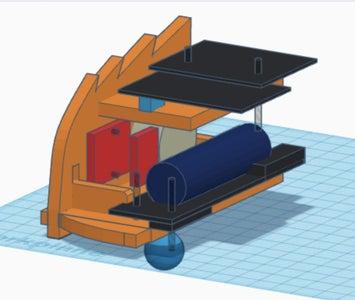 3D Design and Cut