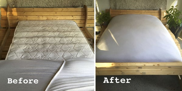 How to Fix a Mattress