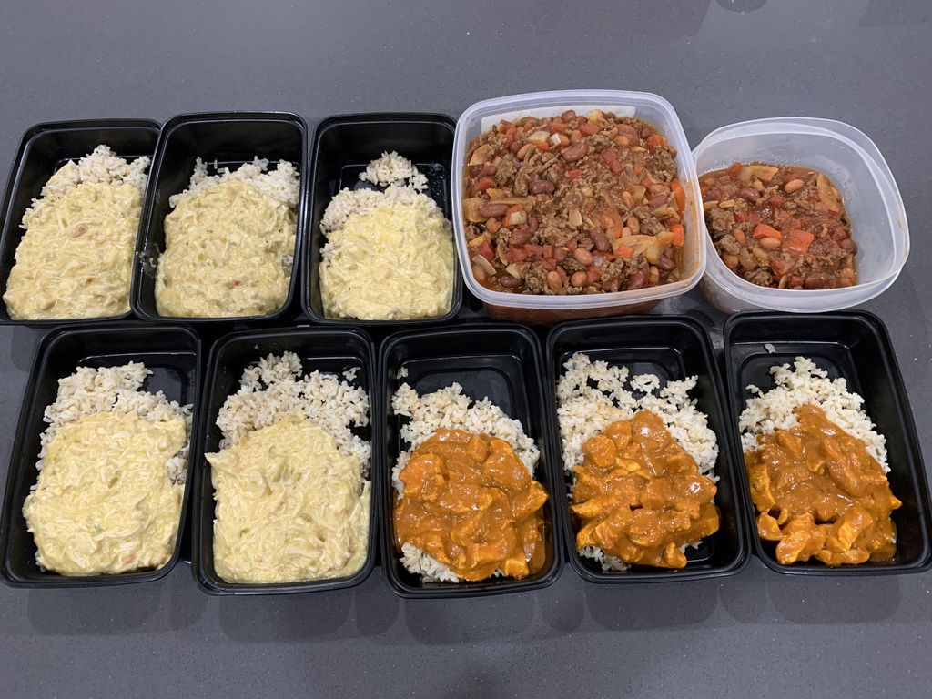 Picture of 20+ Meals in Less Than 40 Minutes