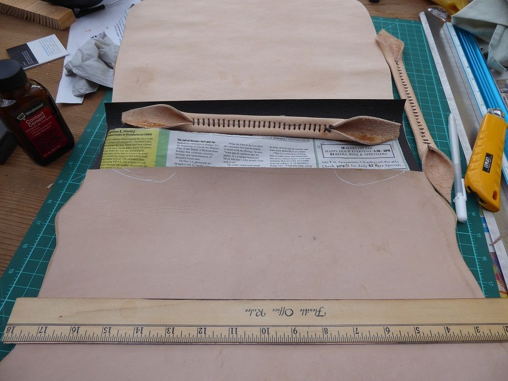 Picture of Making the Handles