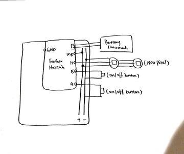 Circuit Diagram and Code