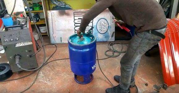Silent Air Compressor : 5 Steps - Instructables