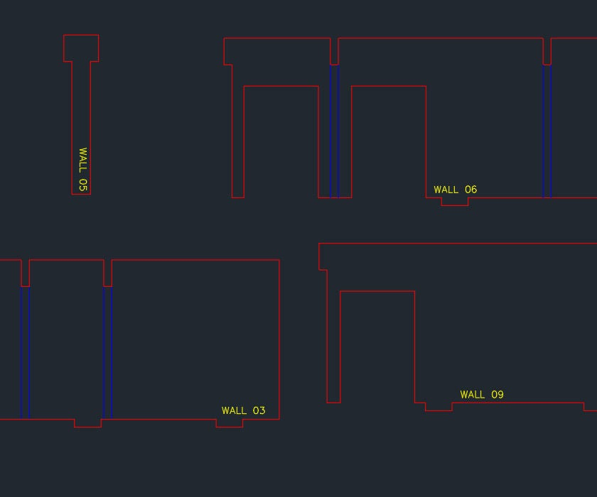 Picture of Step2: Designing the Parts for Laser Cut