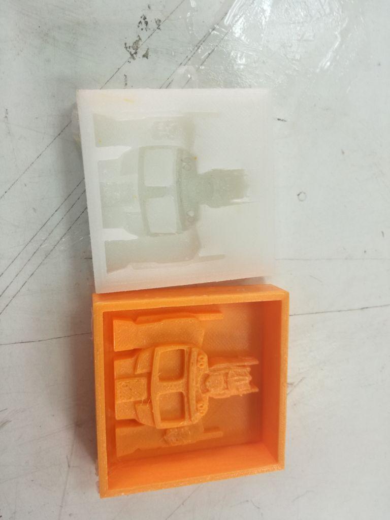 Picture of Detalle Final (secado Y Separación De La Silicona)